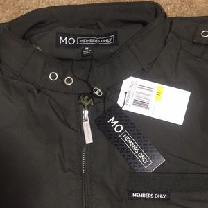Members Only Jackets & Coats - NWT Members Only green iconic racing bomber jacket